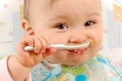 Что ребенку кушать можно, а что нельзя!