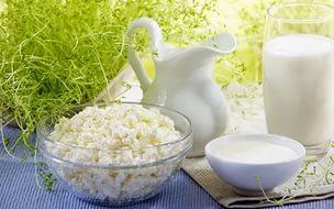 5 диетических рецептов из творога
