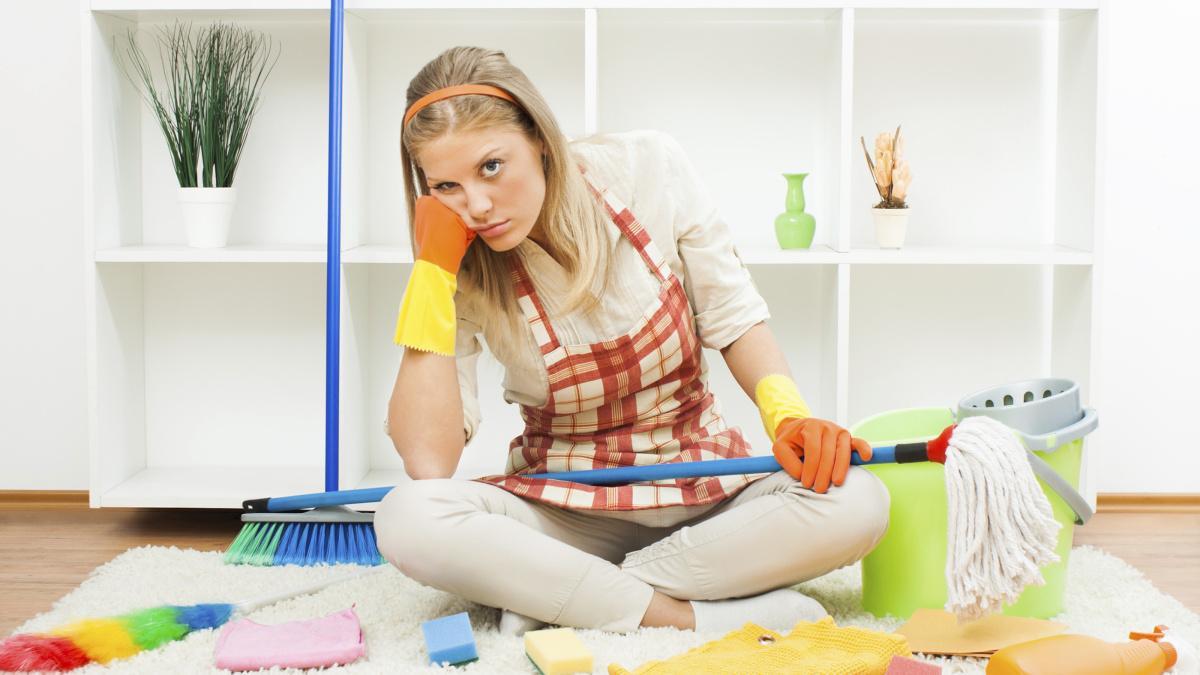 Полезные подсказки, которые сэкономят время при уборке