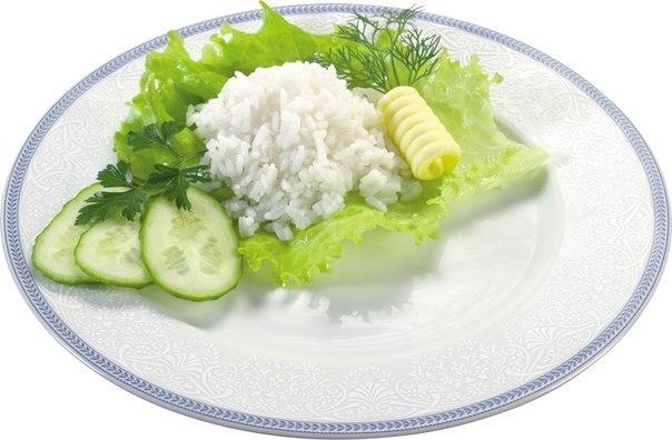 Трёхдневная рисовая диета