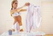 Как вывести желтые пятна в домашних условиях