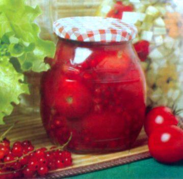 помидоры с медом
