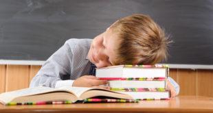Ученые составили новые правила здорового сна для школьников