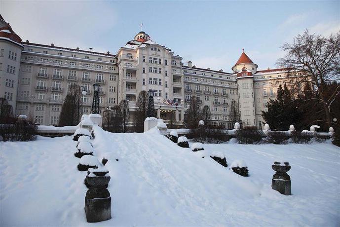 лучшие санатории Карловых Вар