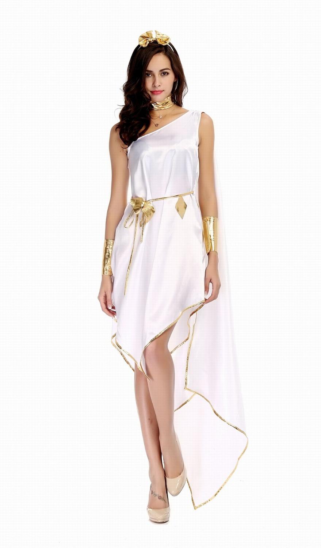 Короткие греческие платья своими руками
